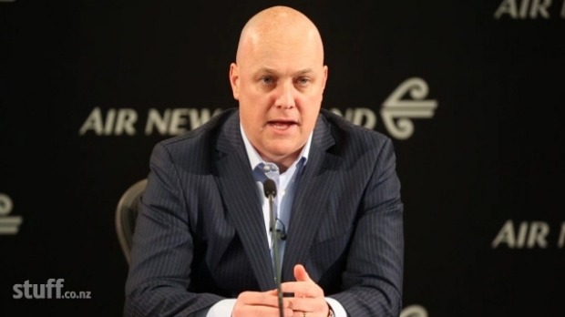 Christopher Luxon, Air New Zealand chief executive, says the airline is preparing for a global carbon price. Photo: Supplied
