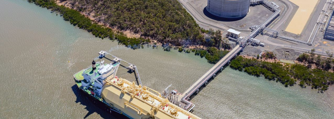 Australia's LNG exports have driven domestic gas prices higher. AAP Image/Origin Energy