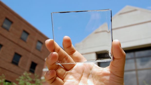 New Tech Could Turn Windows Into Solar Panels
